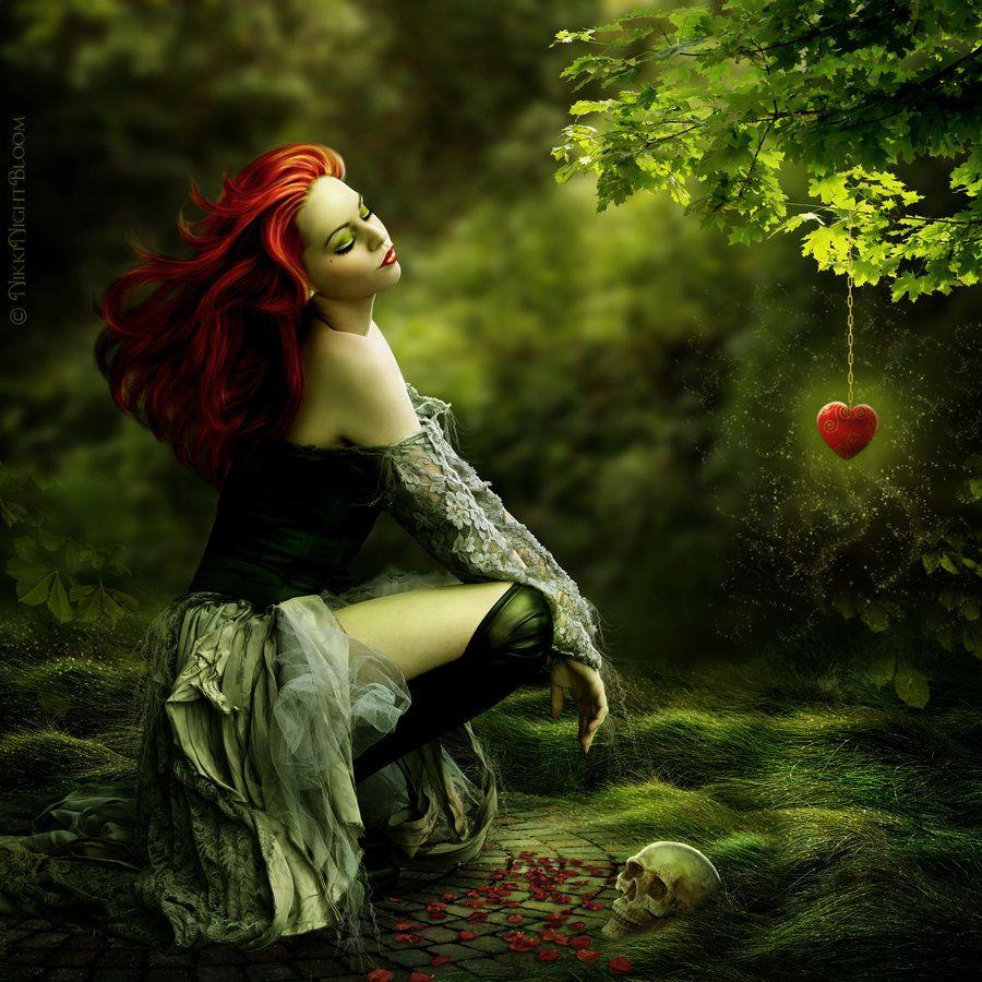 d235e95c3 Femme Fatale by NikkiNightBloom.deviantart.com
