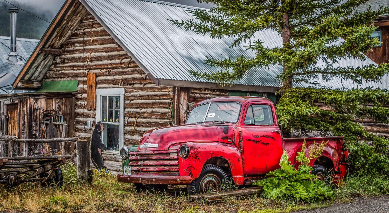 Car Cross Truck by MiMiParisPhotography on Etsy