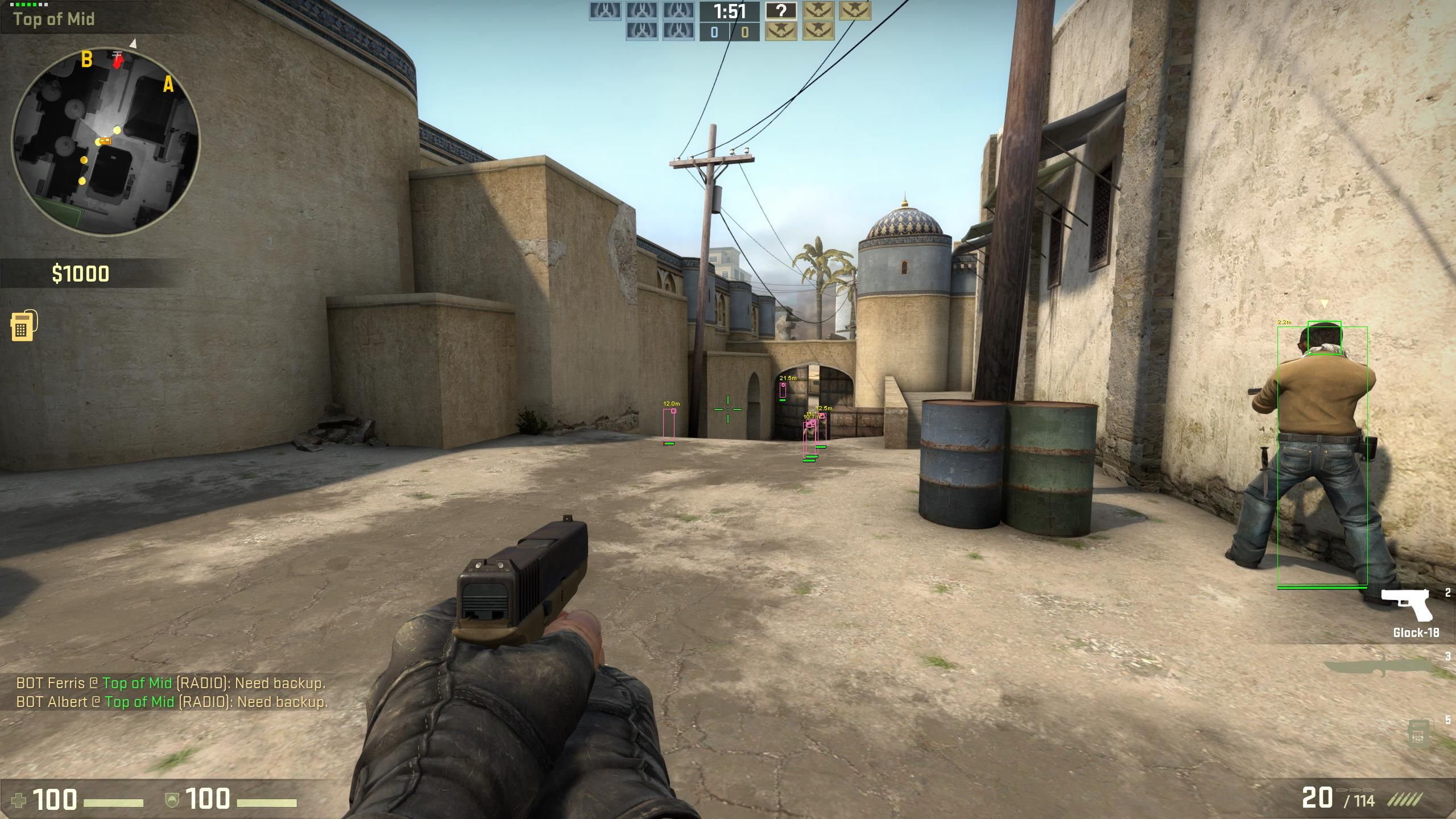 Concerning the CSGO Hacks on the web, everyone can plainly welcome