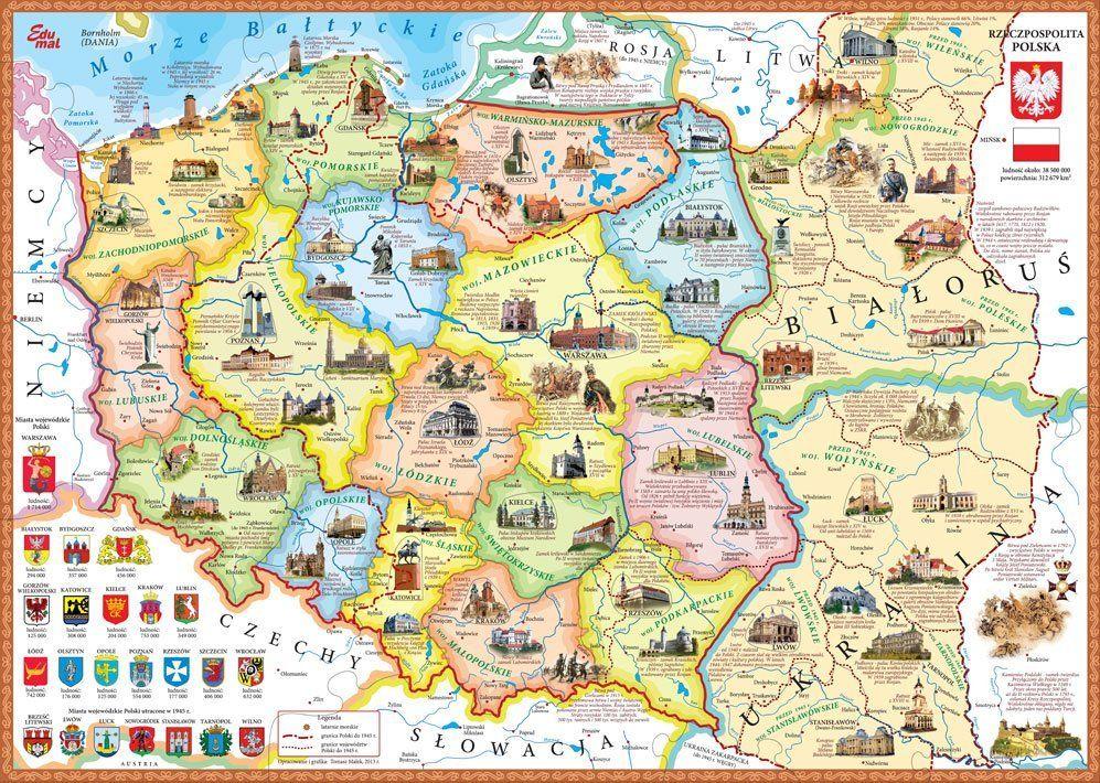 Pin De Carolina Susana Diaz En Polonia Historia Y Polonia