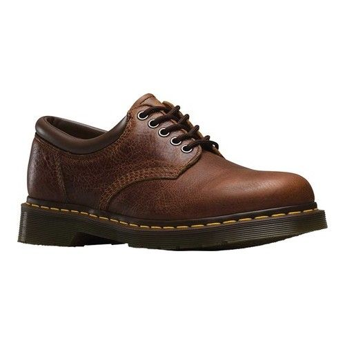 5f034ea16 Men's Dr. Martens Original 8053 DMC - Tan Harvest Leather Oxfords in ...