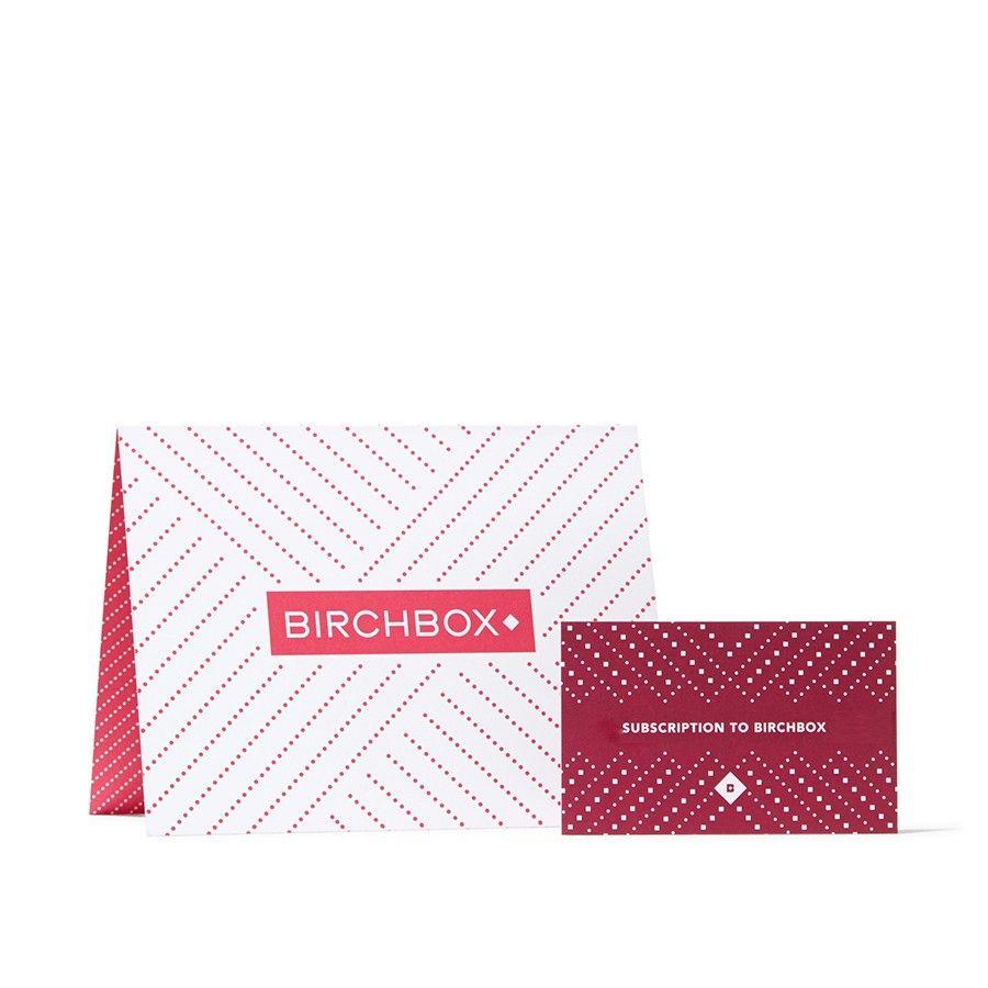 Womens 3 Month Subscription Gift Card Span Classprice3000 Birchbox