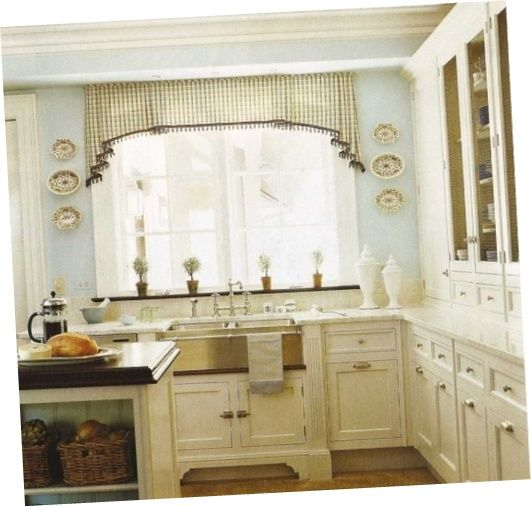 how to hang kitchen curtains?:elegant custom brown kitchen curtains-wonderful kitchens curtains