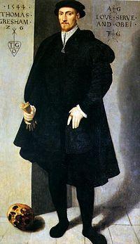 Thomas Gresham - Wikipedia, the free encyclopedia