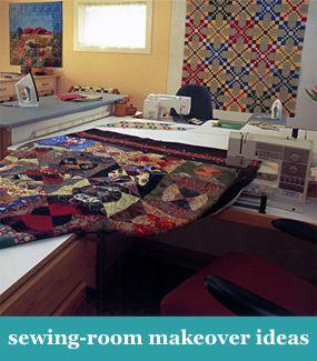Ideias de reforma da sala de costura