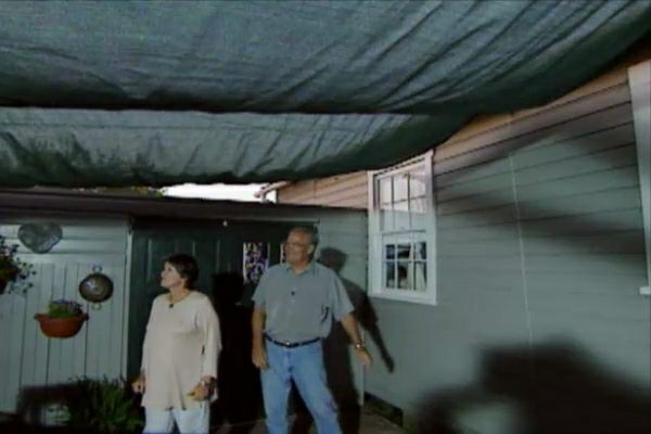 Learn How To Make And Install A Retractable Patio Shade