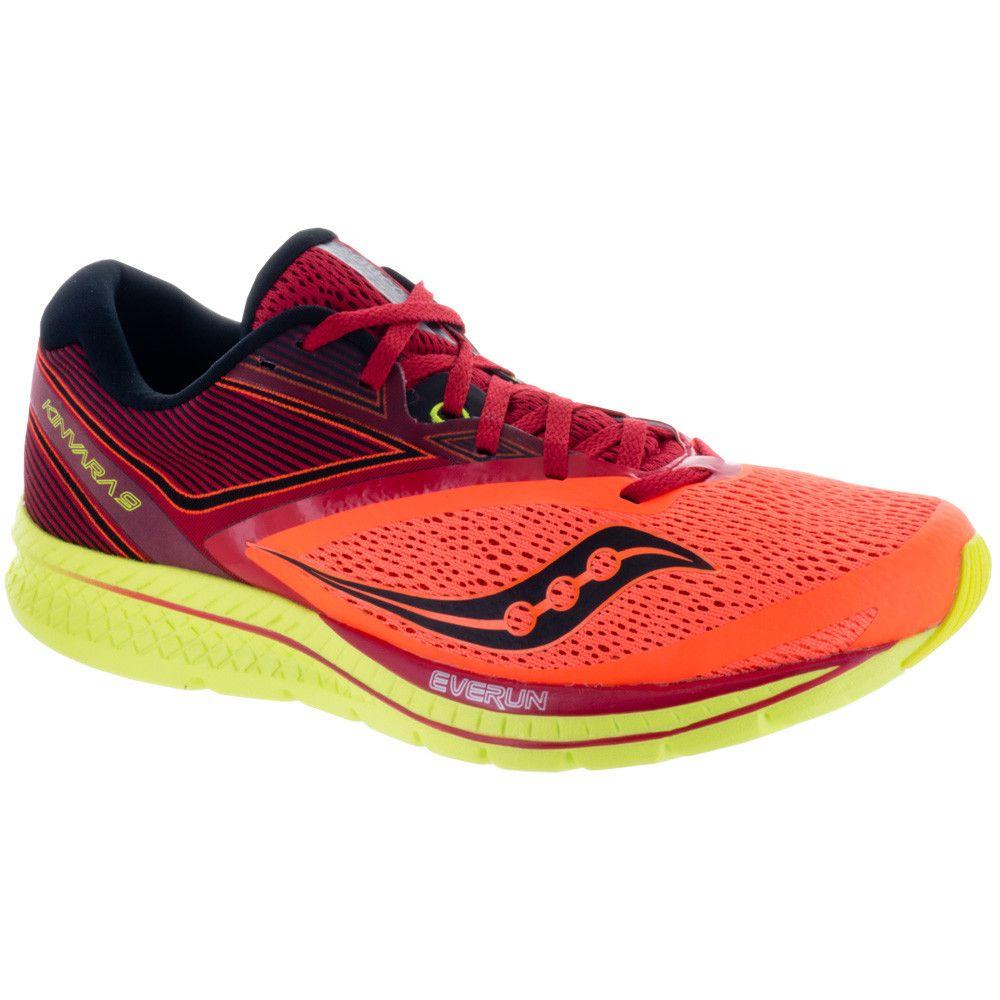 faf0db83 Buy Saucony Kinvara 9 Men's Orange/Red/Black in Running - Shoes ...