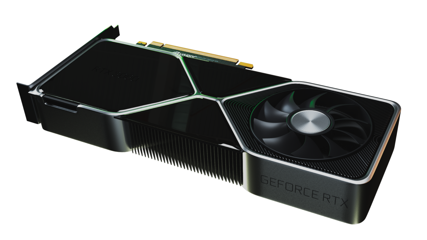 Nvidia Rumored To Use Huge Cooling Block On Geforce Rtx 3080 In