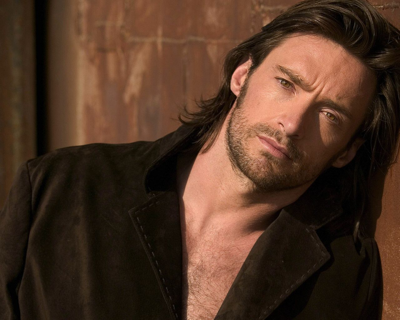This Is Hugh Jackman Not My Hero Asher Day But Those Eyes