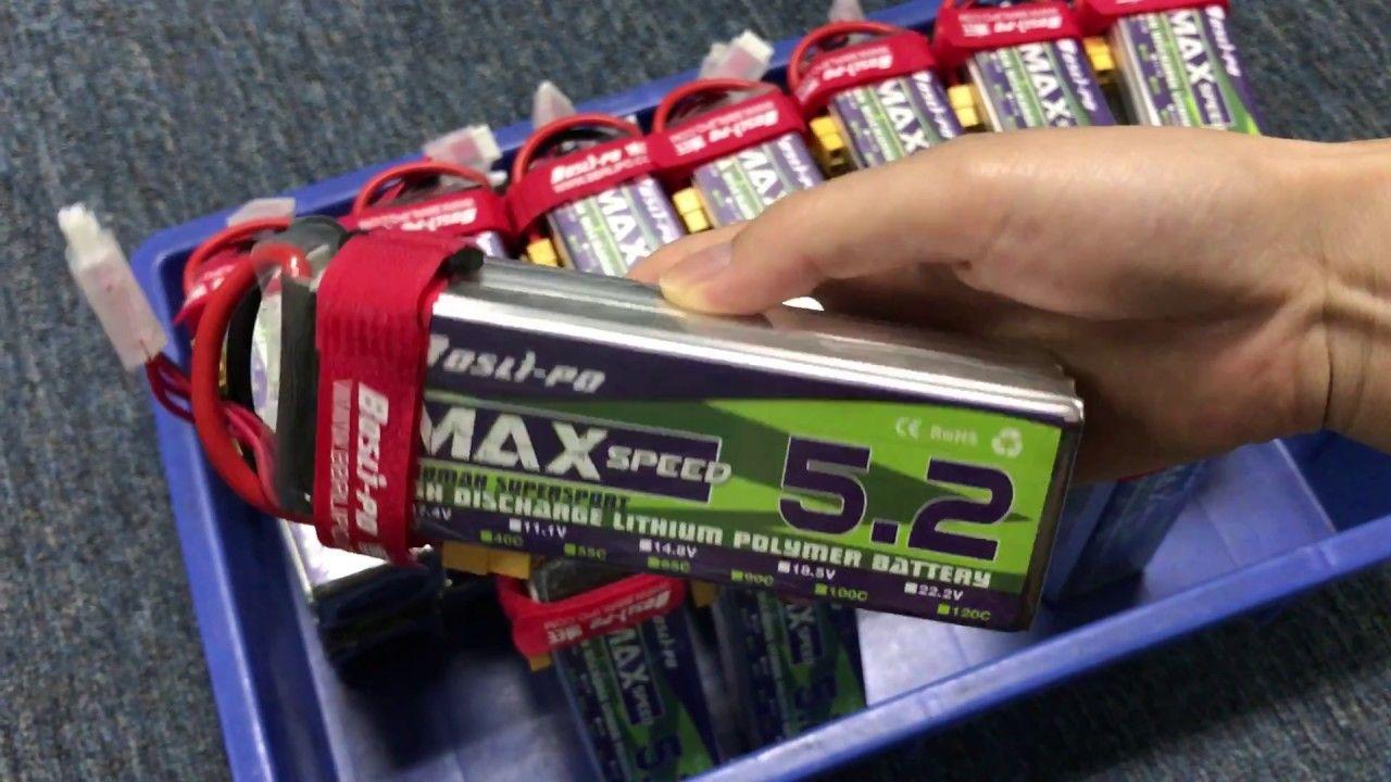RC Lipo Battery 5200mAh 4S14.8V 25C120C XT60 lipo battery
