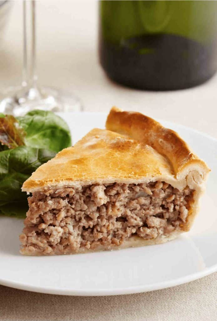 Traditional Tourtière Recipe - French Canadian Meat Pie | Recipe | White plates Meat pies and Canadian dishes & Traditional Tourtière Recipe - French Canadian Meat Pie | Recipe ...