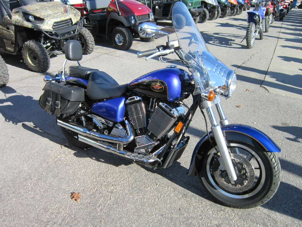1999 Victory V92c 15xx Miles Victory Motorcycles Victorious Bike