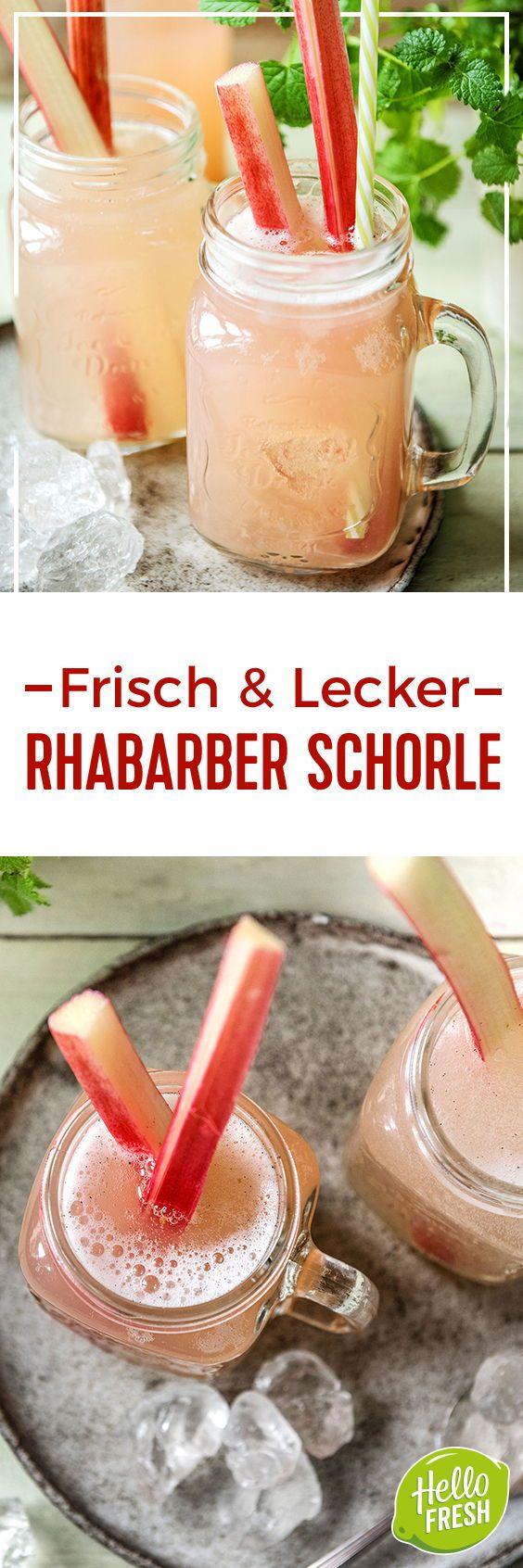 Zwei leckere Rhabarber Rezepte | HelloFresh Blog