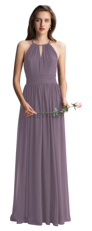 LEVKOFF Bridesmaid Dress Style 7002 (victorian lilac) (violet ...
