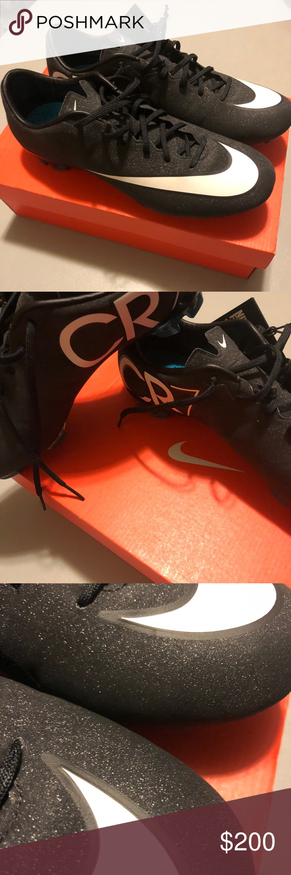 Nike cr7 limited edition Cleats NWT | My Posh Closet | Nike