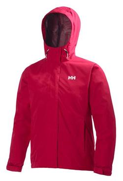 Hansen Jacket Cis Chaqueta J Raspberry Helly Seven Red 5q7waU