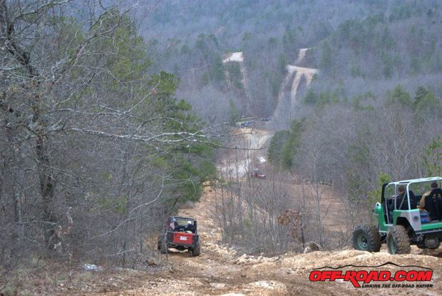 2012 Gorilla Run At Superlift Orv Park Jeep Trails Trail Riding Offroad Jeep