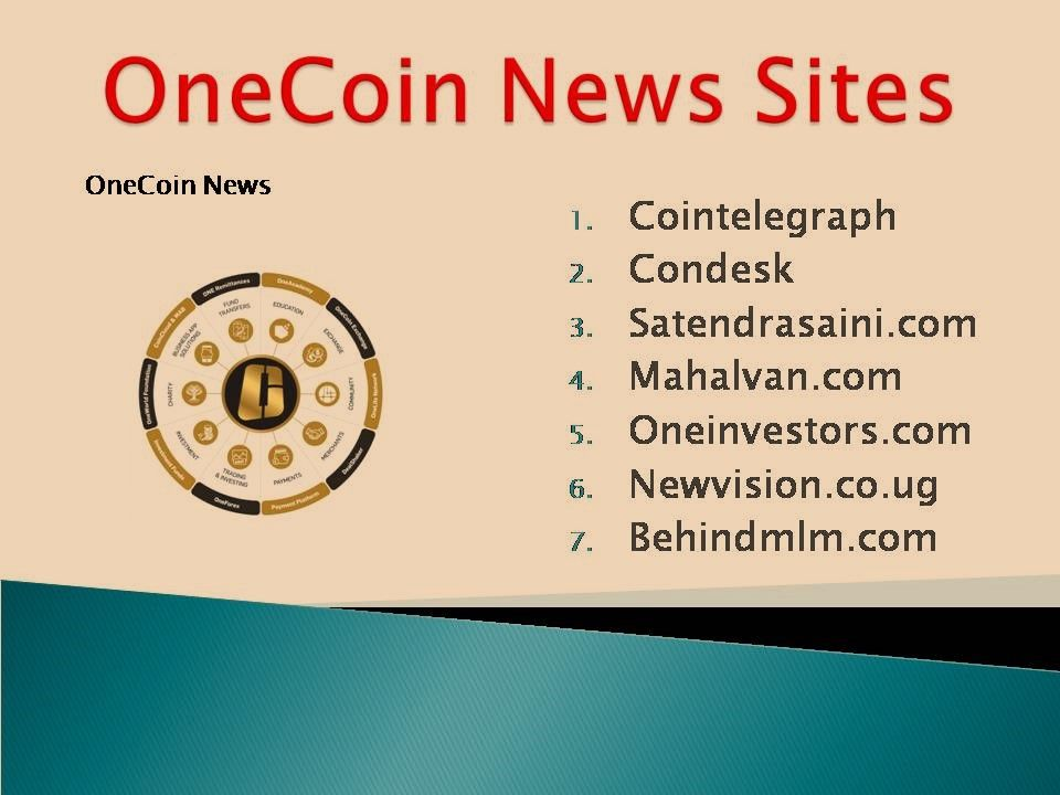 one coin cryptocurrency latest news
