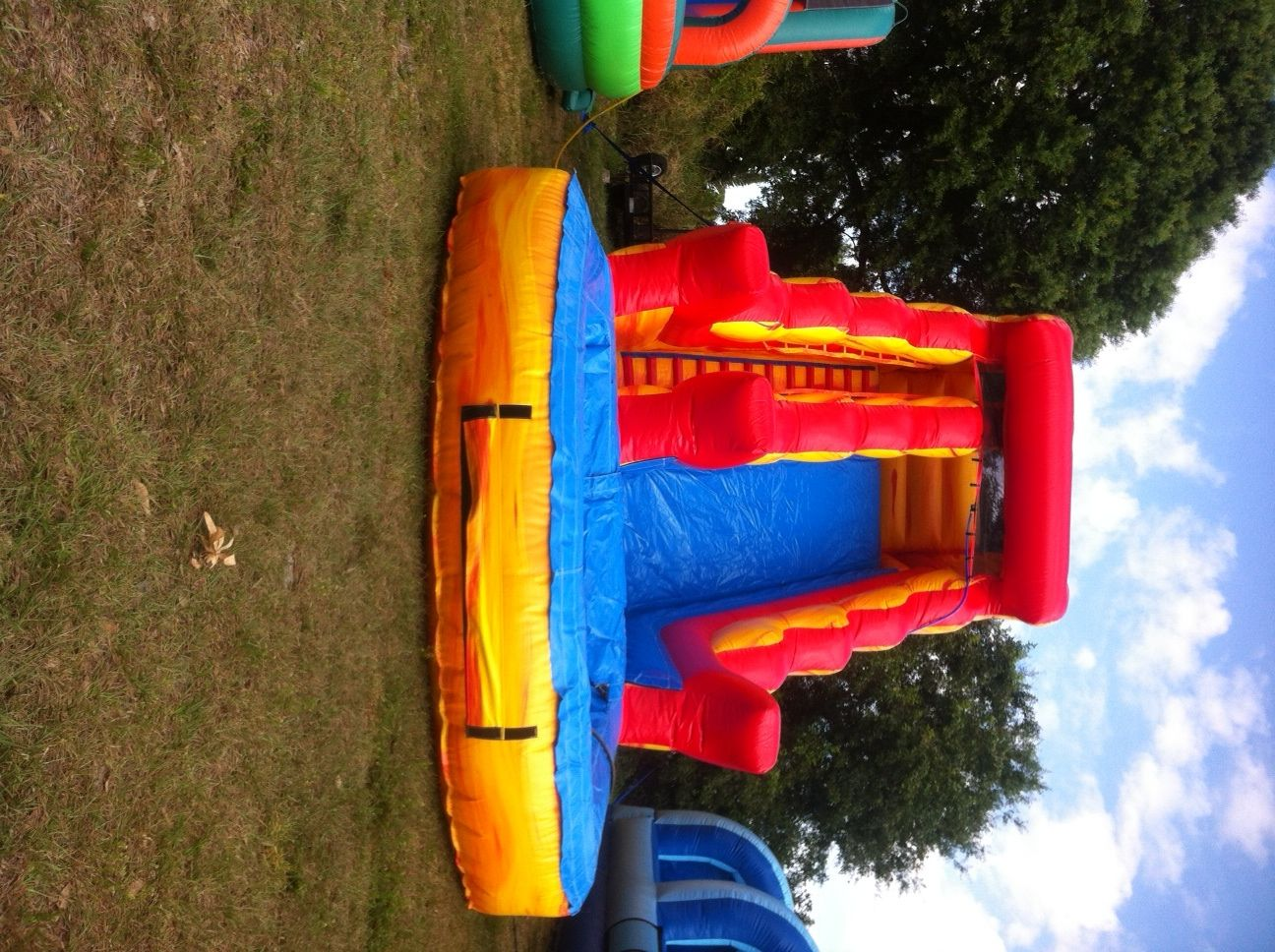 Starting a Bounce House Party Rental Business? Tips & Options ...