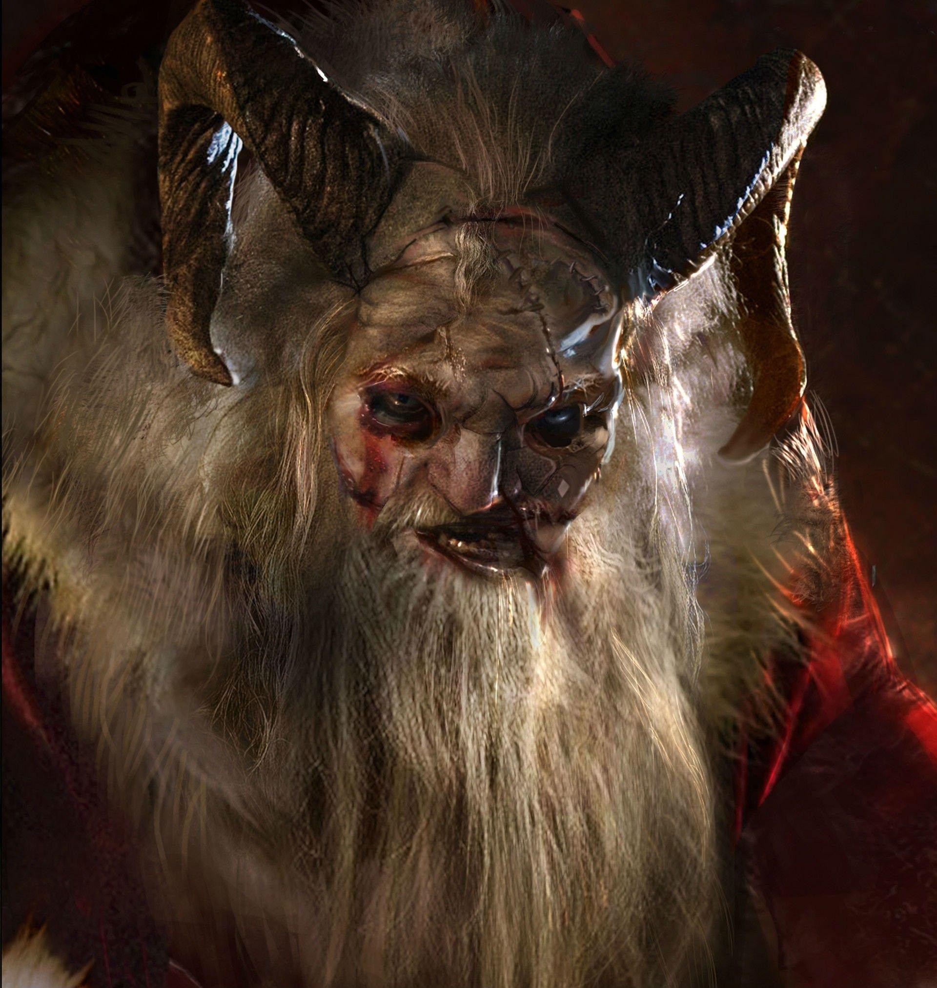 Res 1920x2025 Horror Demon Occult Christmas Monster Dark Darknes Wallpapers Windows Desktop Images Hd Vectors Krampus Movie Krampus Christmas Horror