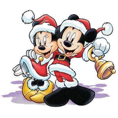 50++ Mickey and minnie christmas clipart ideas
