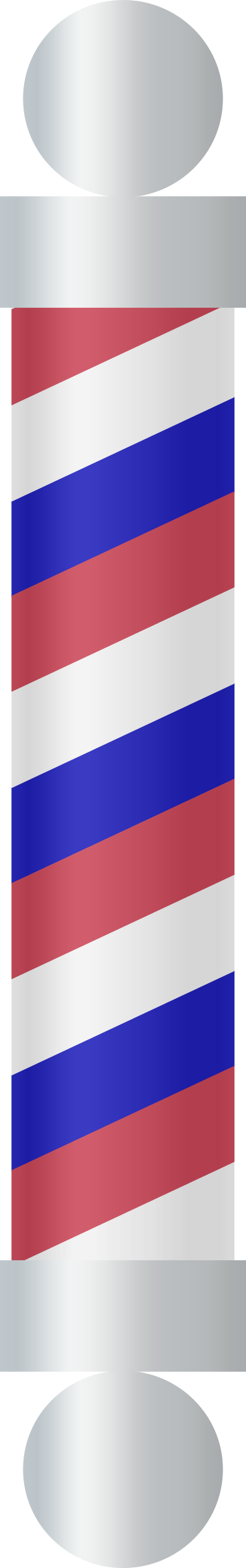 Barber Pole Barber Pole Barber Pole