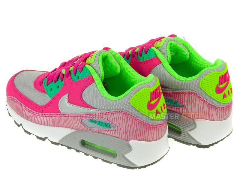 Nike Air Max 90 Gs 345017 021 36 5 40 5497035989 Oficjalne Archiwum Allegro Nike Air Max Nike Air Air Max