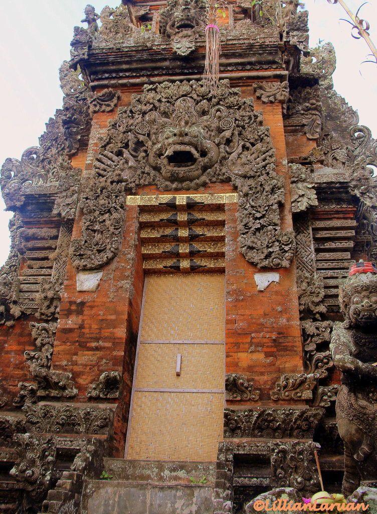 No. 36 #Bali #Photos #LillianMarie #OriginalContent .. another of those #Hindu temples that dot the landscape of Bali #Negara City  Lillian Marie Laruan   tsū