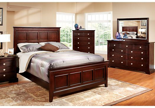 Shop For A Brookside 5 Pc King Bedroom At Rooms To Go Find King