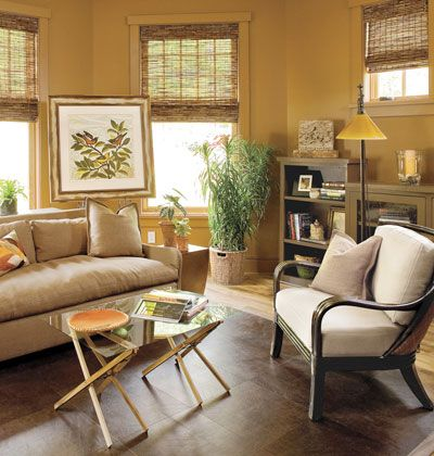 Use color for flow. < Decorate an Open Floor Plan - MyHomeIdeas.com ...