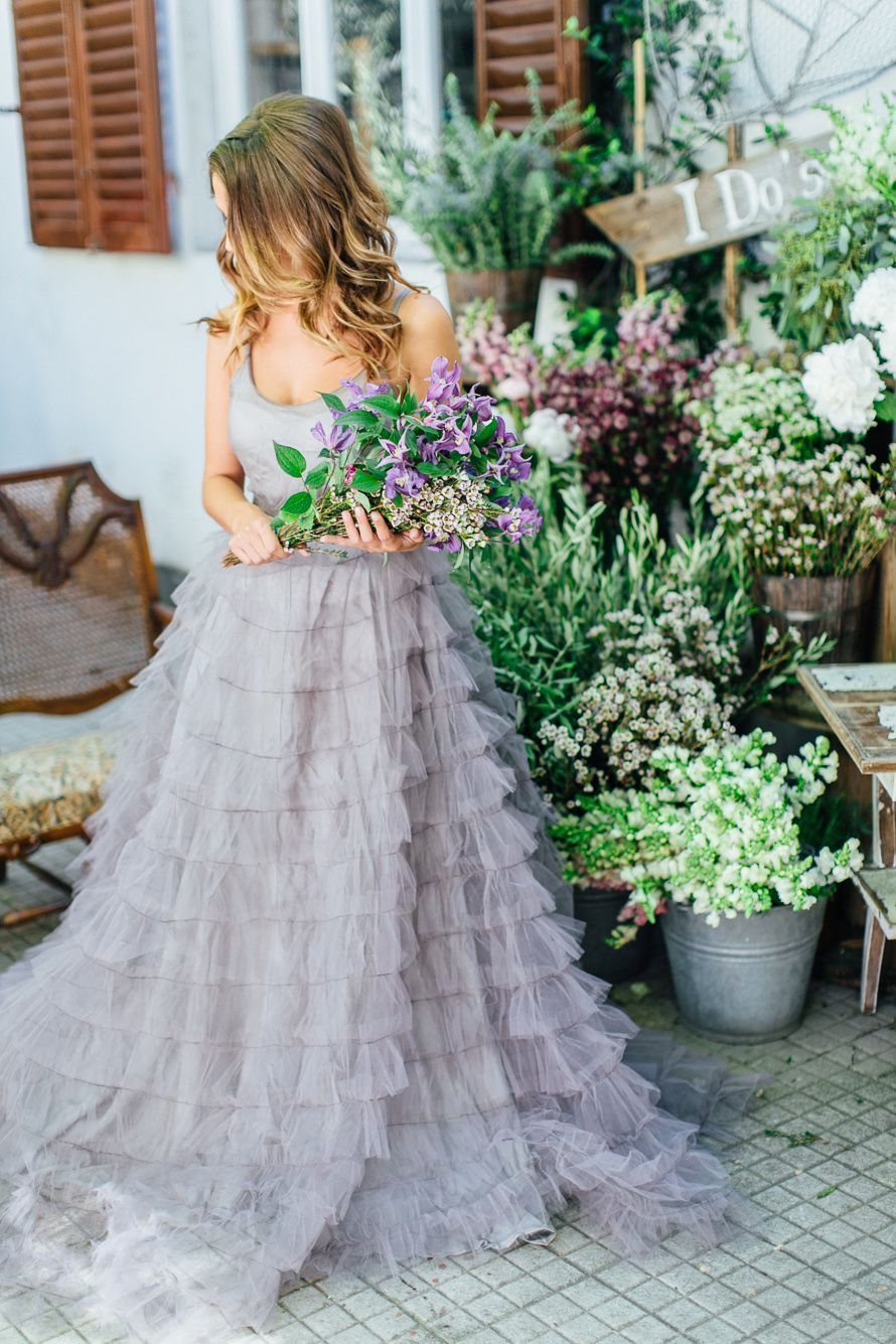 Dress for barn wedding  Lavender was one of the holy herbs used in the biblical Temple to