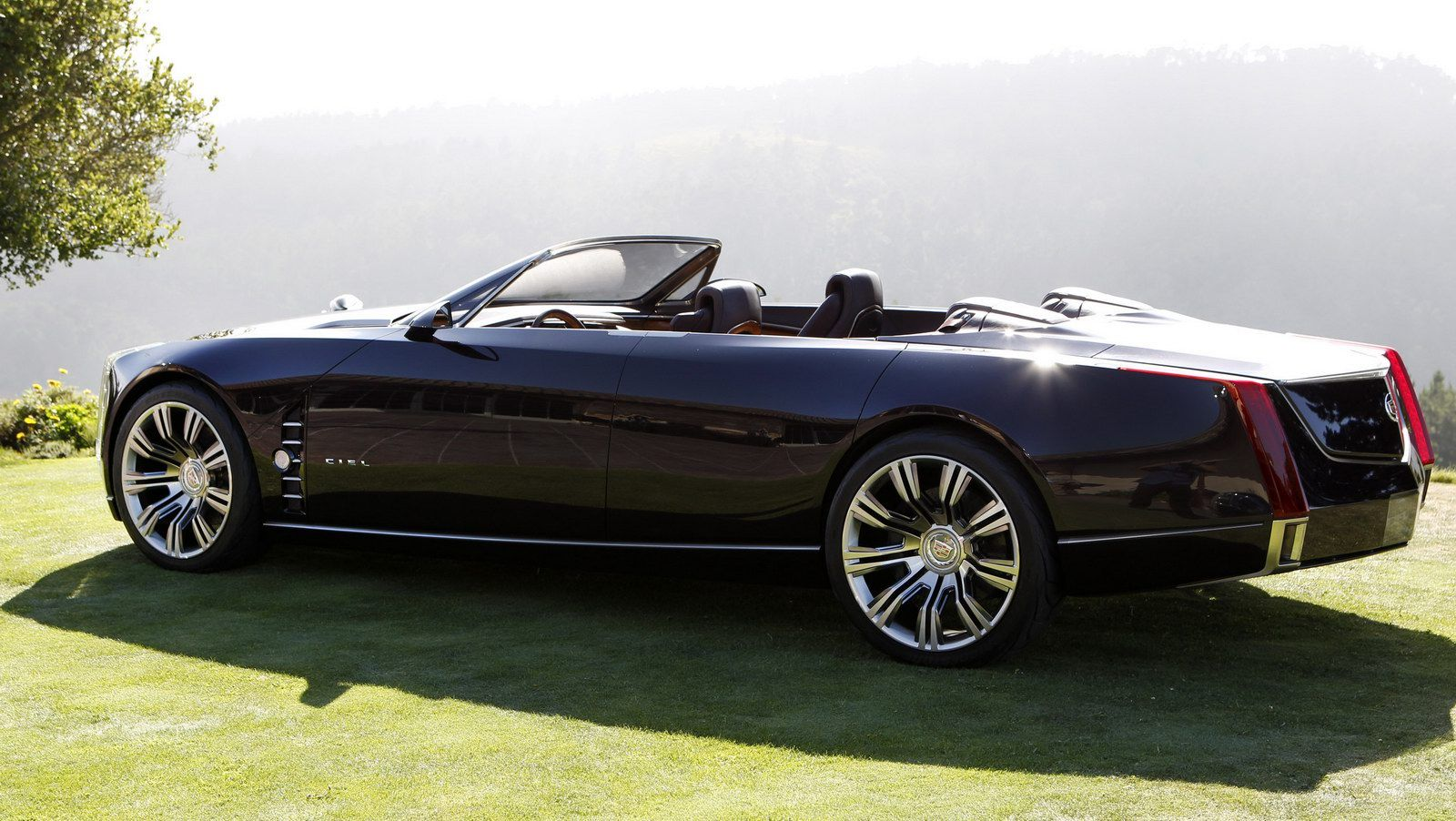 Cadillac Convertible 2015 >> 2015 Cadillac Convertible The Ciel Was Developed At Gm S North