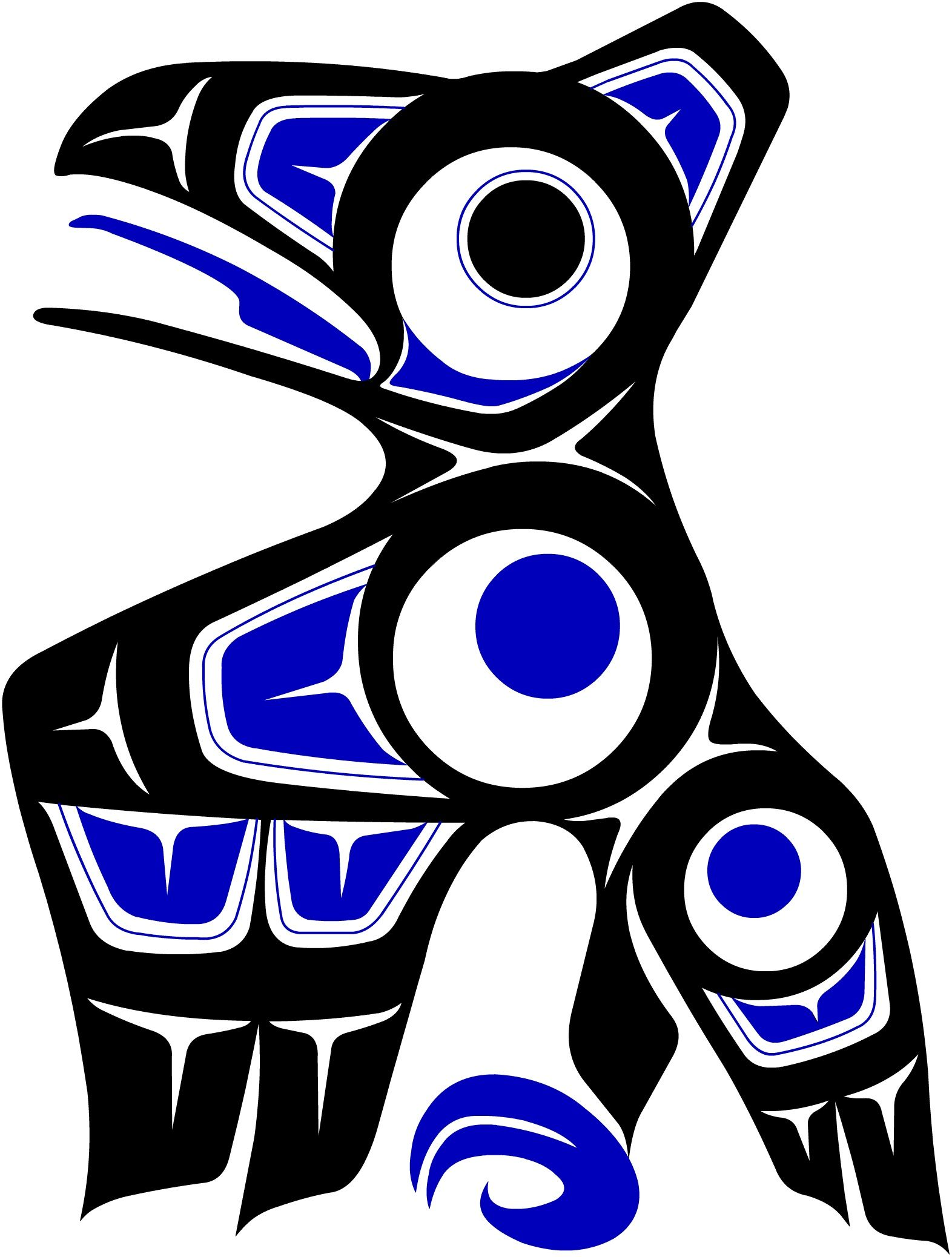 Eric parnell indian art from the edge crow art art