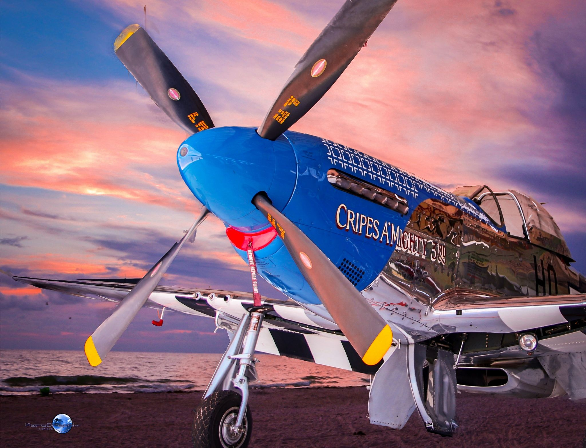 From local air museum near Orlando, FL to Treasure Island