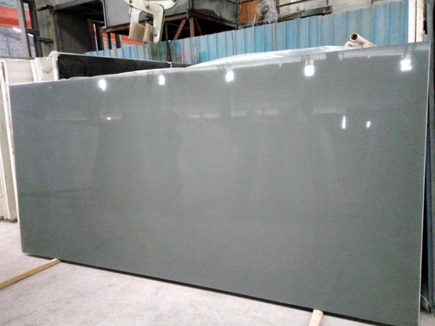 Quartz Stone Countertops Quartz Slabs C7 Beautiful Grey Color For Sale Quartz Stone Countertops Quartz Slab Stone Slab