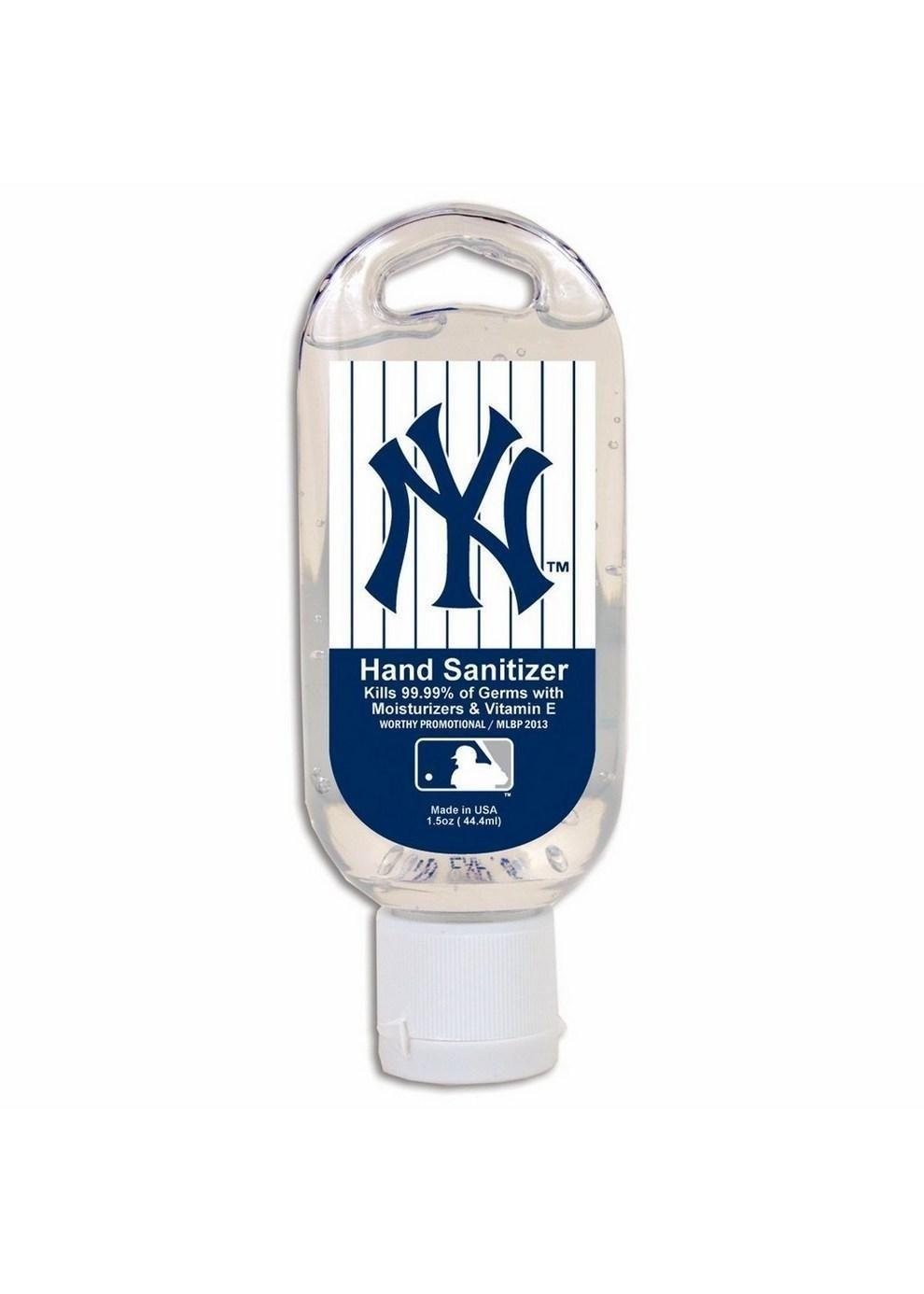 Hand Sanitizer MLB - New York Yankees