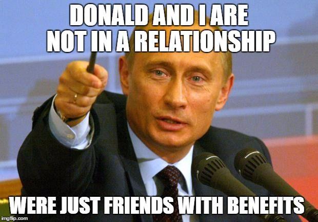 Good Guy Putin
