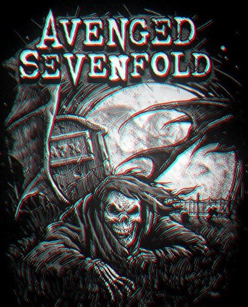 A7x Avenged Sevenfold A7x With Images Avenged Sevenfold