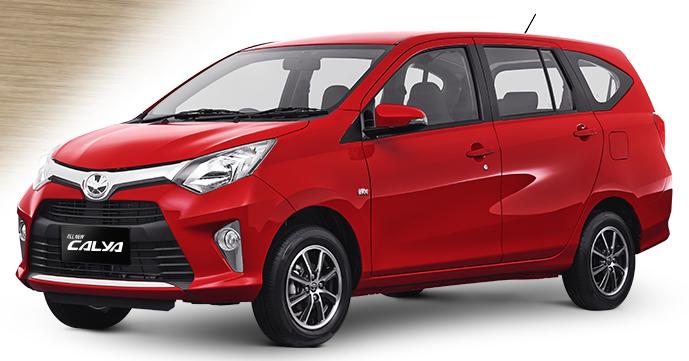 Toyota Calya Mpv Officially Revealed Toyota Mobil Baru Mobil
