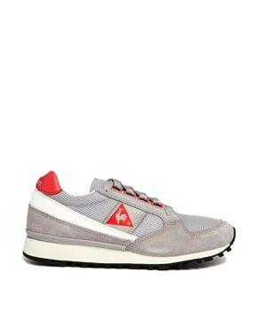b8dea7cd4da6 Image 1 of Le Coq Sportif Eclat 89 Gray Sneakers