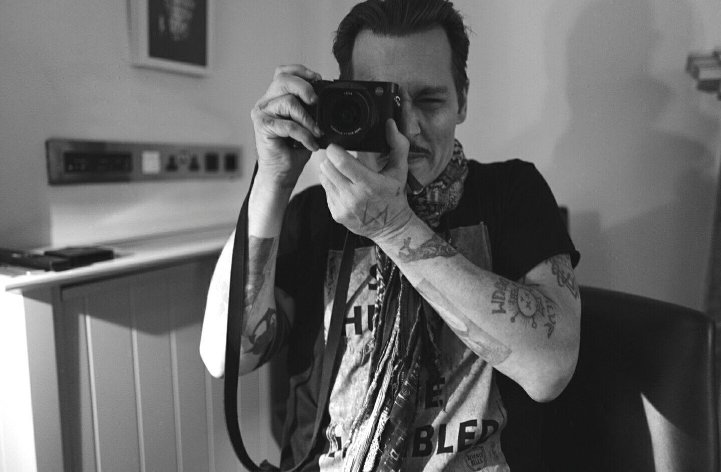 Johnny Depp Photoshoot 2016 Johnny Depp (2010 2017