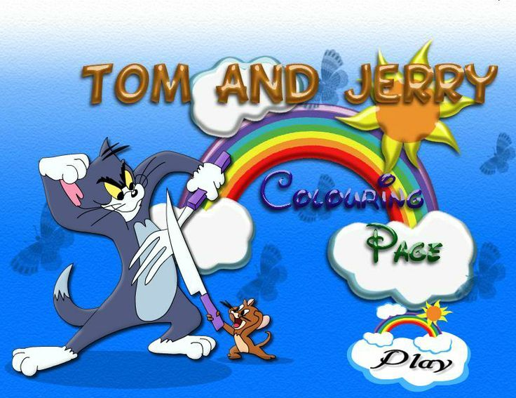 Alle Tom Und Jerry Spiele