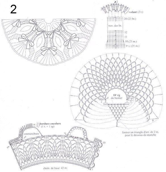 Delicadezas en crochet Gabriela: Elegantes vestidos de punto para ...