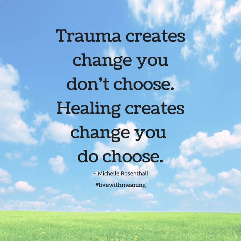 trauma recovery quote