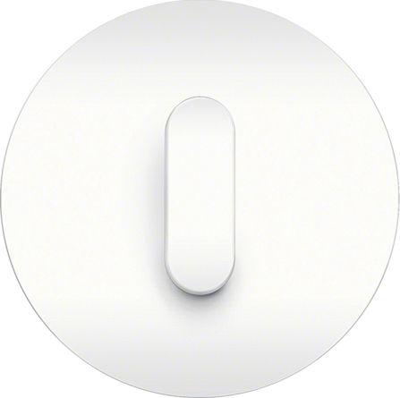 Kunststoff Polarweiss Glanzend Lichtschalter Schalter Und Steckdosen Schalterprogramm