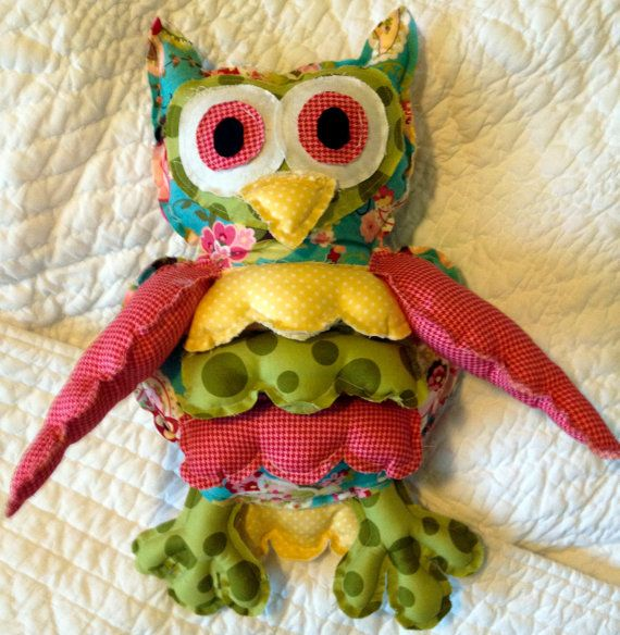 Olive the Owl plush :)