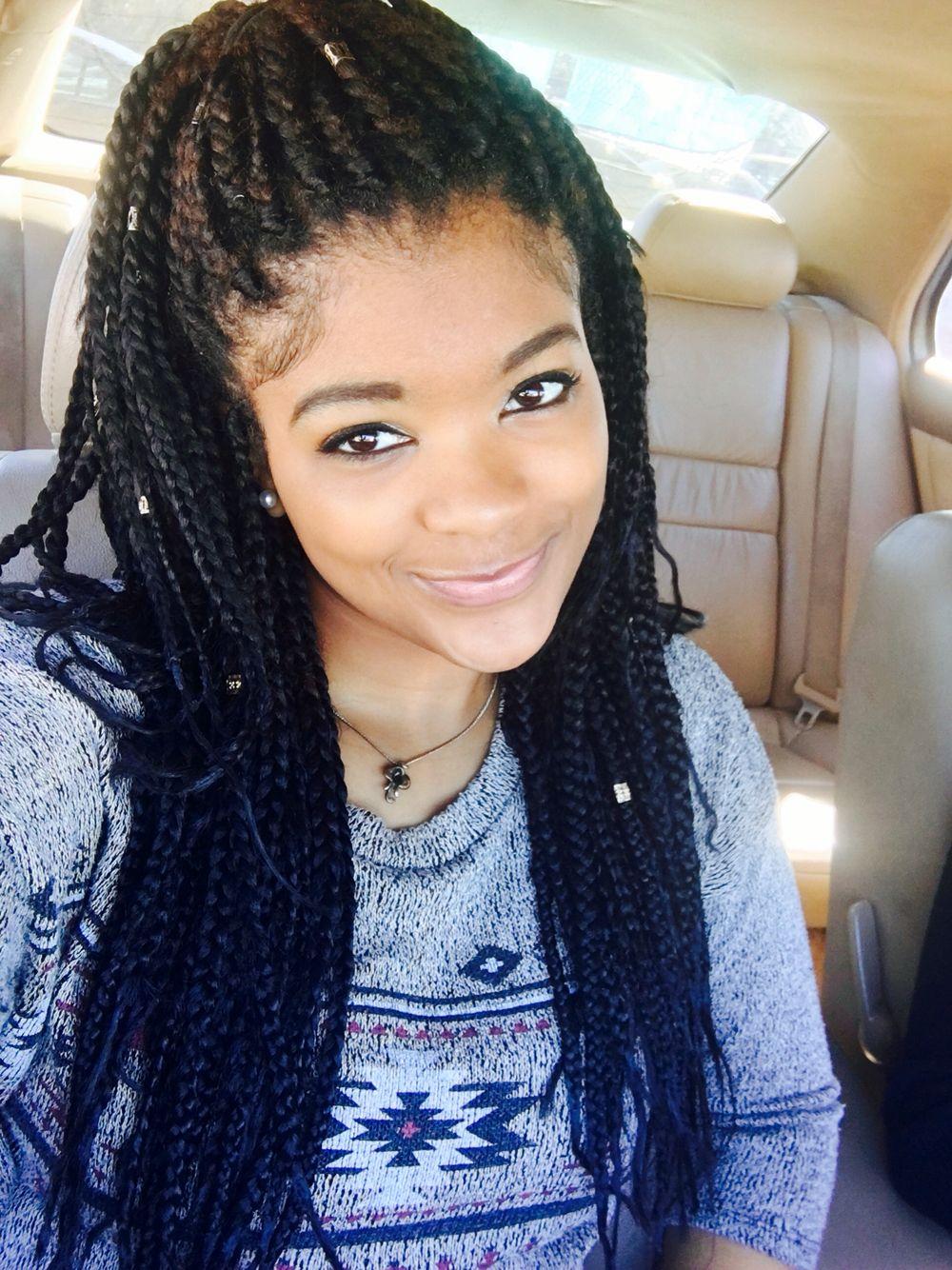 Box braids lit styles for natural hair pinterest light style