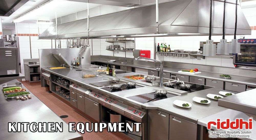 let's discuss basic requirements of commercial kitchen