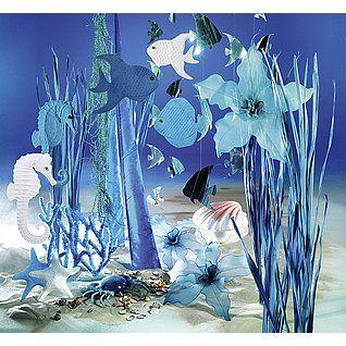 Deko Dekoidee Unterwasserwelt & Dekoration bei DekoWoerner