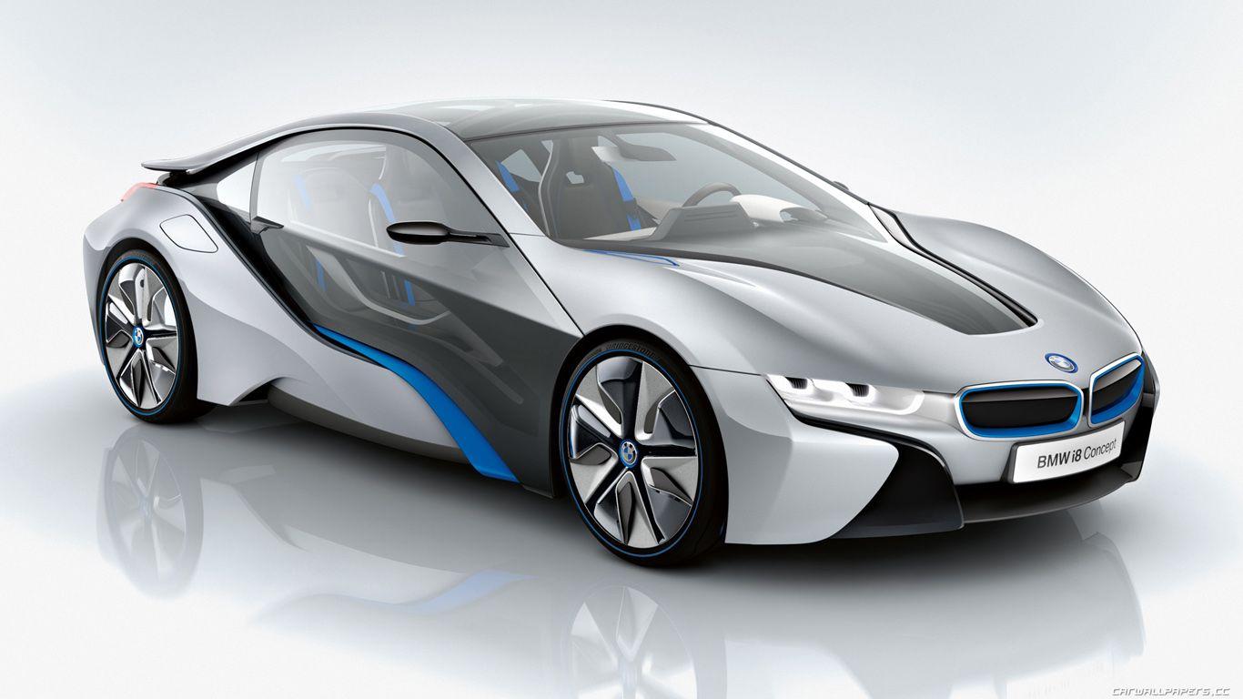 Wallpapers Bmw I Concept Cars 1366768 299505 Bmw I8 Carros